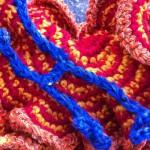 Hyperbolic Plane Crochet, Harriet