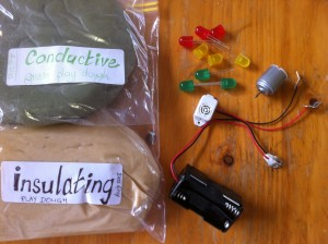 Squishy Circuits Electric Playdough Kit