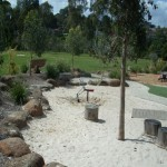 """Bushland Reserve"" in Coburg"